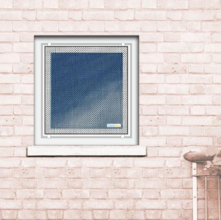 Beispiel Fenster Breite 50 cm