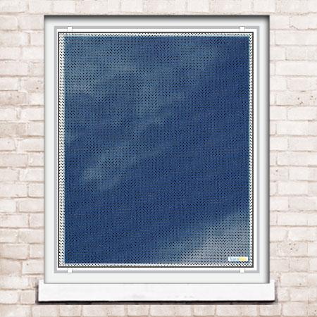 Beispiel Fenster Breite 100 cm