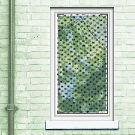 Standdardfenster-schmal