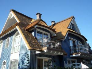 Dachbalkon Fenster