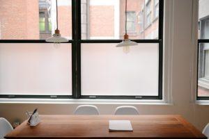 Schutzfolie Fenster