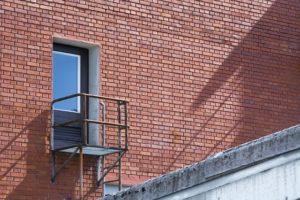 Notausstieg Fenster