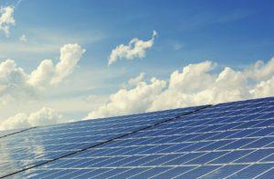 Energieeffizienz Solaranlage