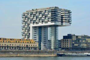 moderne Gebäude Klimaanlage