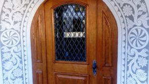 Haustüren aus Glas