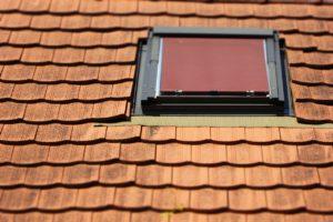 Hitzeschutz Dachfenster