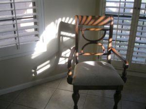Horizontale Sonnenschutz Lamellen
