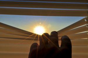 Sonnenschutzfolie UV-Licht