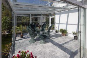 Vielzahl an Möglichkeiten zur Wintergartenbeschattung