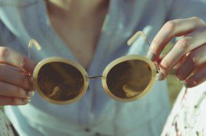 Sonnenbrille schützen vor Augenschäden